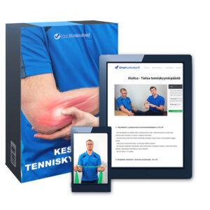 tenniskyynärpään hoito, tenniskyynärpään harjoittelu