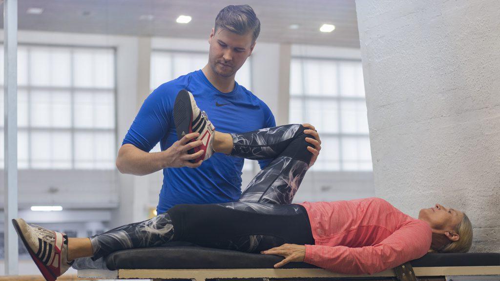Fysioterapeutti personal trainer helsinki