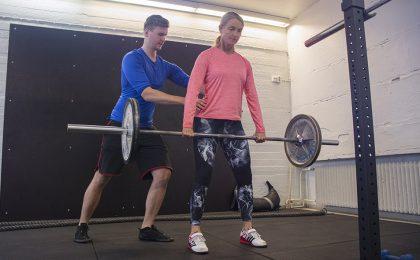 Fysioterapeutti Personal Trainer Helsinki Fysiopolis